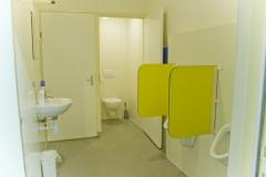 Heren toilet Kapitein