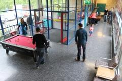 Gang met Pool/Airhockey Ketelbinkie